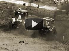 Видео гонки на тракторах