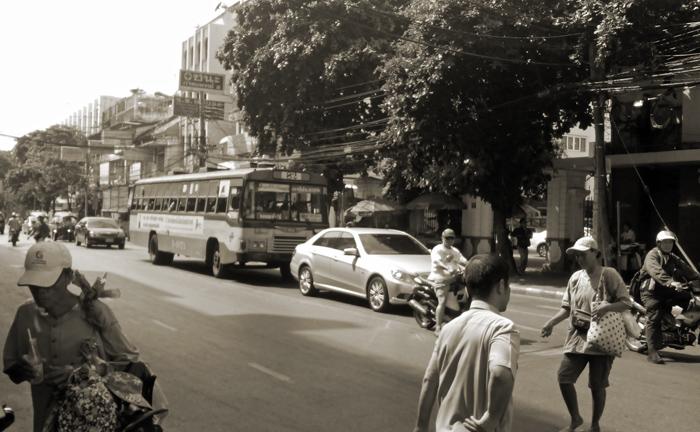 как ловить такси в бангкоке